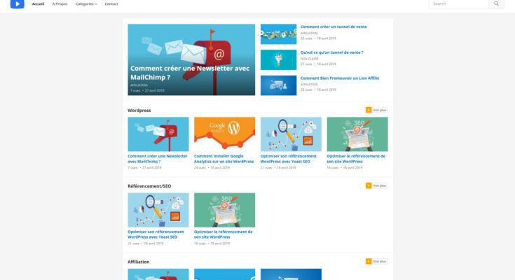 formations vidéos gratuites en webmarketing