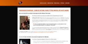 Cours de guitare et piano en Haute-Marne (52)