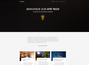 ATR TECH : environnement intelligent (smart cities, bâtiments intelligents)