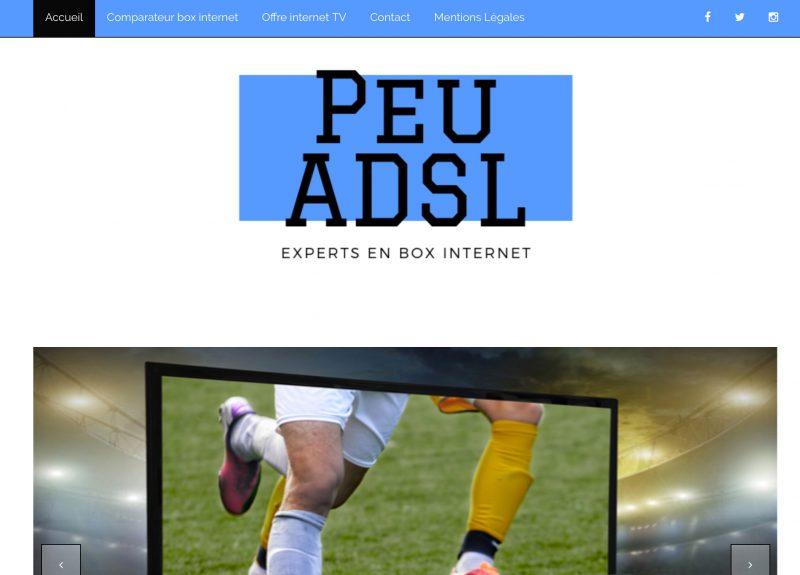 PEU adsl