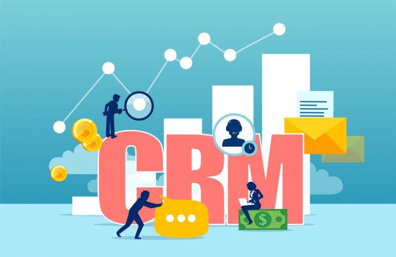 Utilisation d'un CRM avec WordPress