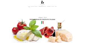 Importation de produits italiens
