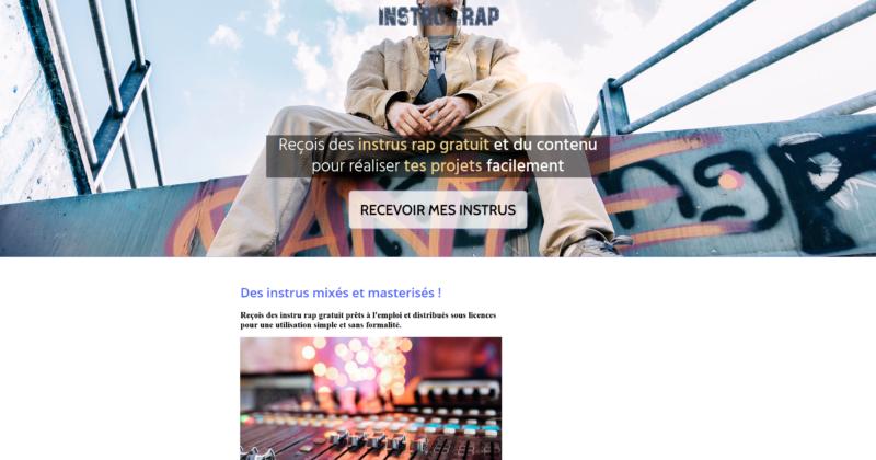 Instrumentaux rap gratuits