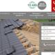 Entreprise de rénovation et de nettoyage de toiture sur Nantes