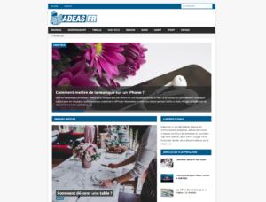 Le blog d'actualité Adeas