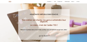 Assistante virtuelle pour coachs