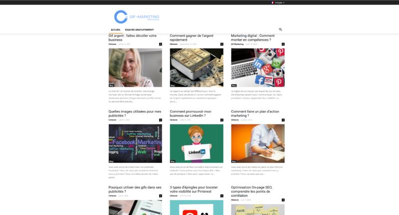 GIF marketing: une plateforme de référence dans les stratégies marketing