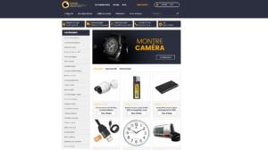Camera surveillance : espion-surveillance.com