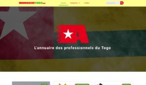 L'annuaire des professionnels du Togo