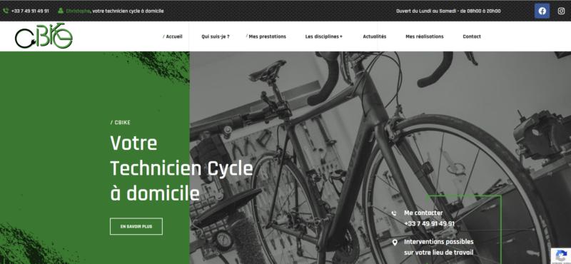 CBIKE votre technicien cycle à domicile dans la Loire (42) pour tous les vélos.