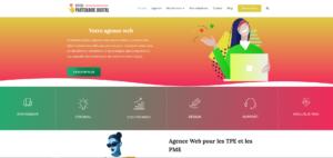 Partenaire Digital : agence de création et de référencement Web