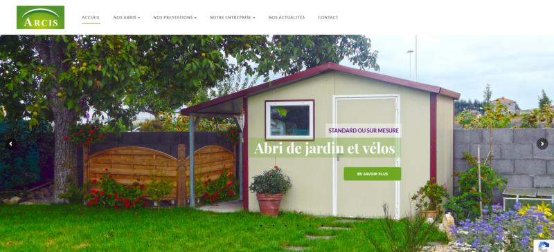 Fabricant français d'abris de jardin et de garages métalliques