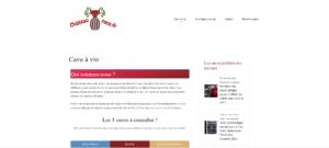 Chateau-coco.fr - Votre conseiller en conservation de vin